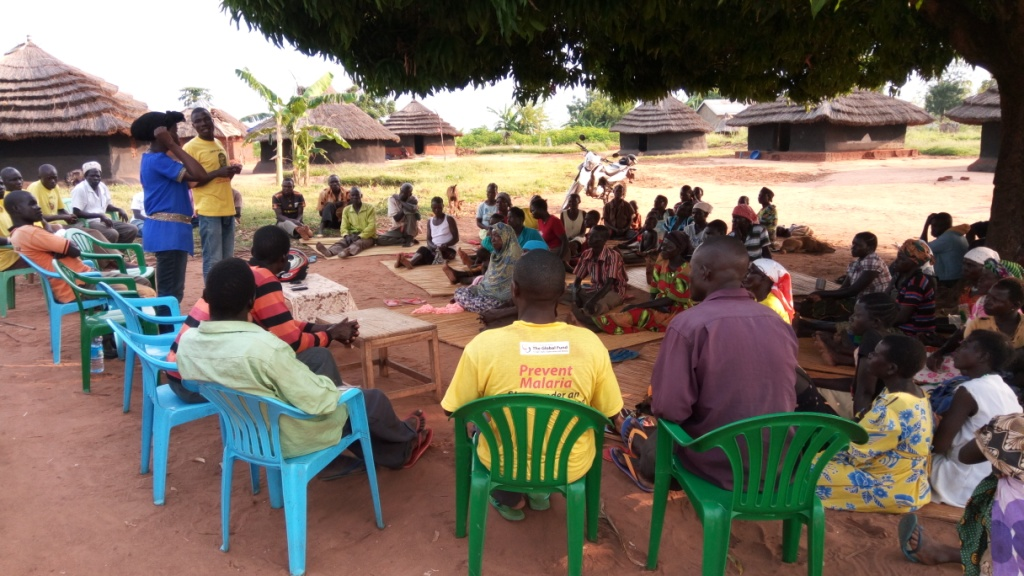 Market dialogue in Pawor sub-county in Arua district